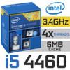 INTEL PROCESSOR CORE I5-4460 BOX ( HASWELL ) LGA 1150