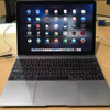 Macbook 12 Inch 1.1Ghz Space Gray Fullset Mulus