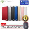 Seagate Backup Plus Slim 2TB USB 3.0 HDD External - Hardisk Eksternal