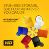 WD My Passport 1TB USB 3.0 (New Design)