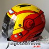 MDS Helm Cartoon Sport R3 Avenger Head #2 - Anak
