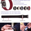 LEATHER LOOP STRAP SMARTWATCH, WRISTBAND, SPORT APPLE WATCH 38, 42MM