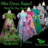 DASTER BALI/DRESS BALI/DASTER TIE DYE/DRESS KUPU KUPU
