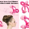 NK8619 Nose Up Clipper Pink with Double  Sponge KODE MP8619