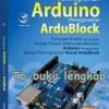Buku Pemrograman Arduino Menggunakan ArduBlock + cd