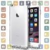 Ultra Thin TPU Case for iPhone 6 Plus - Transparent`678DM2-