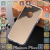 Aluminium Bumper with Mirror Back Cover for iPhone 7 - Golden`67CGDT-