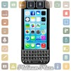 Typo Keyboard Case for iPhone 5/5s/SE - Black`675YRB-