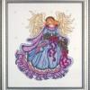 Paket Kristik / Cross Stitch Design Works DW5464 - Winter Angel