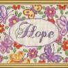 Paket Kristik / Cross Stitch Design Works DW2963 - Hope