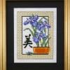 Paket Kristik / Cross Stitch Design Works DW9904 - Iris