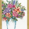 Paket Kristik / Cross Stitch DesignWorks DW2930 - Aqua Vase