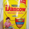 dancow 1+ vanilla 800g