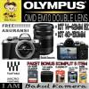 OLYMPUS MIRROLESS OM-D E-M10 MARK II KIT 14-42MM & 40-150MM / OMD EM10