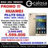 HUAWEI P8 LITE GOLD NEW SEGEL GARANSI RESMI