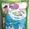 PAKET ISI 2 - MERRIES GOOD SKIN S26 (BONUS TAS & KAOS)