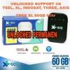 MIFI 4G LTE Movimax MV003 XL GO 60gb 2 Bulan Unlock All Operator