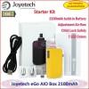 Joyetech eGo AIO Box 2100mAh Vaporizer / Rokok Elektrik - Starter Kit