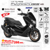 Yamaha NEW NMax ABS [BLACK] - OTR JABODETABEK-BANTEN