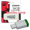 FLASHDISK Kingston 16GB DataTraveler 50 USB 3.1 - DT50/16GBFR - ORI