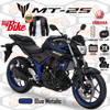 Yamaha MT-25 (Blue Metalic) JAKARTA-TANGERANG-SERANG