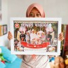 Scrapframe Mahar Wedding/ Pernikahan/ Nikah A3 XL