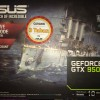 ASUS NVidia GeForce GTX 950 2GB GDDR 5 OC White Edition