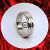 Cincin Singel Silver R1871