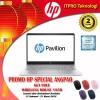 HP Pav 14-BF003TX Pink - Ci5-7200U,8GB,128GB+1TB,14