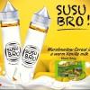 Susu bro by Hero57 premium liquid lokal.