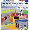 Blueprint Printable Card (BP-PCA4830) - A4, 5 Sheet, 830 Um, Laminating Plate