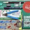 BEST Toolkit toolset tools tool gundam gunpla cutting mat tang nipper