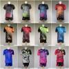 Baju Kaos Olahraga Jersey Voli Setelan Volley Asics Mizuno Molten