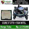 Processor Intel Core i7-3770 3.4GHz LGA 1155 + FAN INTEL ORIGINAL