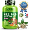 NATURELO - #1 Ranked - Whole Food Multivitamin for Women - 120 capsule