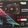VGA Asus RX 460 Strix OC Gaming 4GB DDR5 Ati Radeon PCI Exp