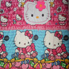 Balmut-Bantal selimut 2 in 1 Hello Kitty Strawberry