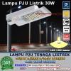 Lampu PJU 30W Super Bright D-LED untuk Jalan perum Berkualitas/prem