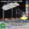 Lampu PJU 50W, Lampu Listrik LED untuk Jalan perumahan Diskon
