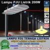 Lampu Jalan Umum 200W untuk Jalan perumahan, Lampu Berkualitas/prem