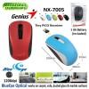 Mouse Wireless Genius NX 7005 BlueEye Sensor Original