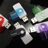 Card reader 4 slot all in one 4 in 1