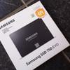 Samsung SSD 750 EVO 120 GB