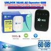 Modem MiFi 4G XL GO Movimax MV003 Gratis XL 60GB Unlock