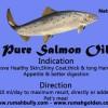 DOG FOOD/CAT FOOD/RAW FOOD/SALMON OIL - PSO/DOG VITAMIN- 120ML