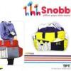 Snobby TPT 1671 Tas Bayi Besar Double Saku Line Series - Ada 2 Warna