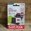 Memory Card Sandisk Ultra MicroSDHC 32GB 98MBps Class 10 A1 Original