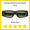 Kacamata Active Shutter Glasses 3D untuk Sony Samsung Toshiba