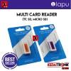 Multi Card Reader LAPU All-in-One Micro SD TF USB Smart Readers Votre