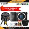Sony Alpha A6000 Body + E 35mm F1.8 (paket)